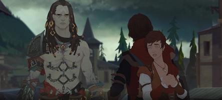 Ash of Gods: Redemption, une histoire basée sur vos choix