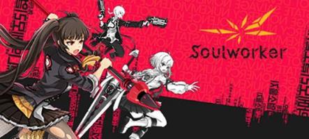 SoulWorker : un nouveau MMO anime