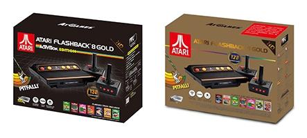Atari Flashback 8, le test