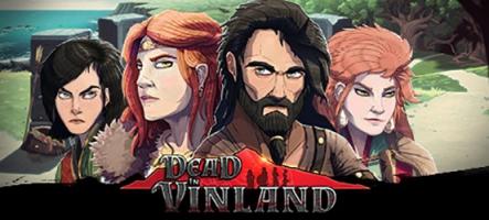 Dead in Vinland : un jeu de survie en monde viking