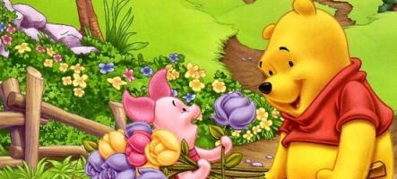 Envie de vous faire un ourson sur DS ? Winnie déboule