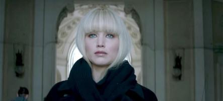 Découvrez Red Sparrow, le nouveau film avec Jennifer Lawrence
