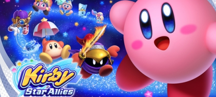 Kirby Star Allies (Nintendo Switch) : première prise en mains