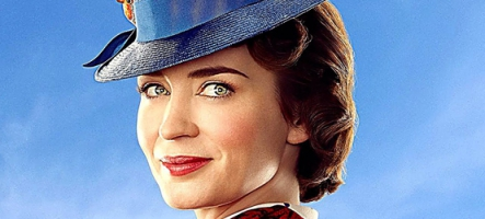Mary Poppins revient !