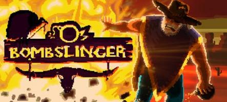Bombslinger, un bomberman ambiance western !