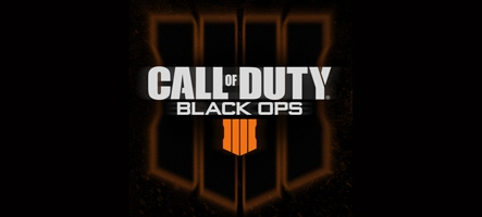 Call of Duty Black Ops 4, tout simplement