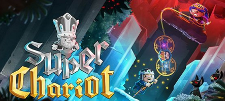 Super Chariot en mai sur Nintendo Switch