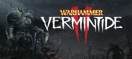 Warhammer: Vermintide 2 est sorti