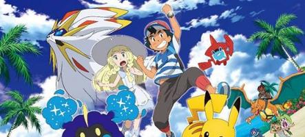 Pokémon, la série : Soleil et Lune – Ultra-Aventures annoncé !