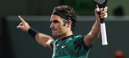Tennis World Tour pour la fin mai