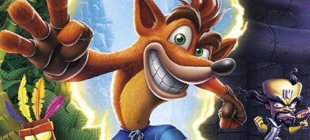 Crash Bandicoot N.Sane Trilogy sur PC, Xbox One et Nintendo Switch