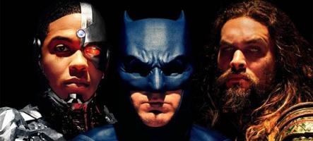 Justice League : découvrez un making-of inédit