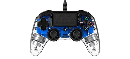 Concours : Gagnez 2 manettes PS4 Nacon Illuminated Compact Controller