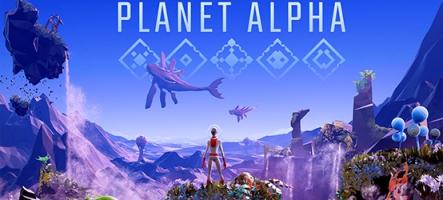 Planet Alpha, un sublime jeu de plateforme-aventure