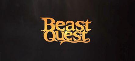 Beast Quest : sortie du jeu inspiré de la saga d'Adam Blade