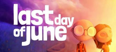 Last Day of June sort sur Nintendo Switch