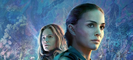 Annihilation, un excellent film ...