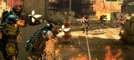 Army of Two : the 40th Day, vous snipe jusqu'au bureau