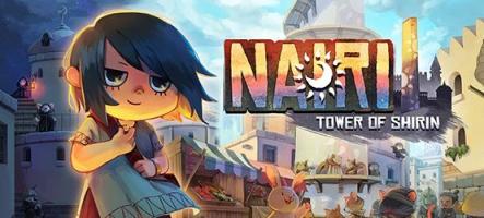 Nairi: Tower of Shirin, un jeu d'aventure sur Nintendo Switch et PC