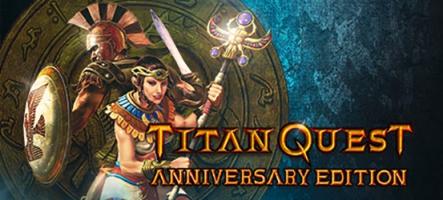 Titan Quest est disponible sur PS4 et Xbox One