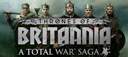 A Total War Saga : Thrones of Britannia est à la bourre