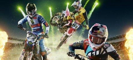 (TEST) Monster Energy Supercross (PS4, Xbox One, PC, Nintendo Switch)