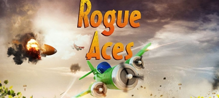 Rogue Aces, un petit shoot aérien sur Nintendo Switch, PS4 et PS Vita