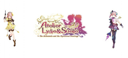 Atelier Lydie & Suelle: The Alchemists and the Mysterious Paintings est disponible