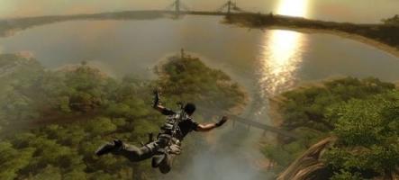 Just Cause 2 illustre son île en vidéo