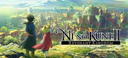 (TEST) Ni No Kuni II : L'Avènement d'un Nouveau Royaume (PS4)