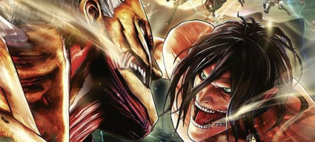 (TEST) L'Attaque des Titans 2 - AOT 2 (PC, Xbox One, PS4, Nintendo Switch)