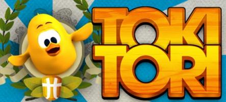 Toki Tori est disponible sur Nintendo Switch !