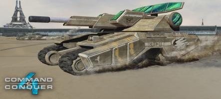 Command & Conquer : la conception d'unités
