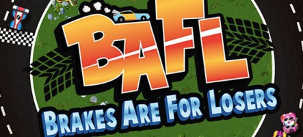 BAFL - Brakes Are For Losers sur Nintendo Switch le 19 avril