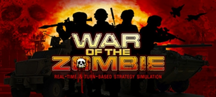 War Of The Zombie : stratégie et action contre les morts-vivants