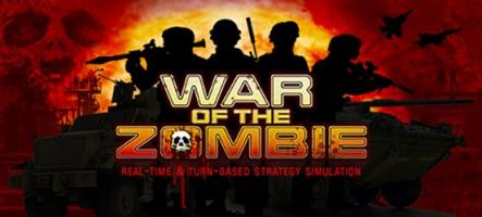 War Of The Zombie : stratégie et action contre les morts-vivants