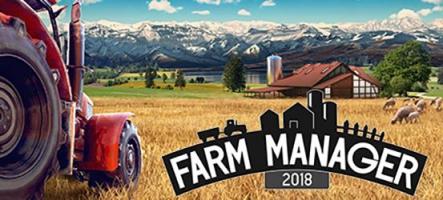 Farm Manager 2018 : Un Boudiou d'jeu !