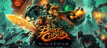 Battle Chasers: Nightwar annoncé sur Nintendo Switch
