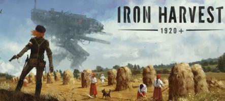 Iron Harvest, le RTS à un million de dollars !