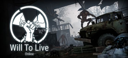 Will to Live : un nouveau MMO post-apocalyptique