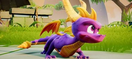 Spyro Reignited Trilogy débarque sur PS4 et Xbox One