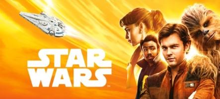 Solo : A Star Wars Story, la nouvelle bande-annonce