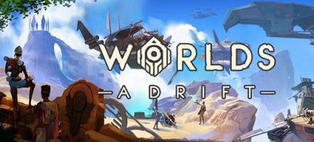 Worlds Adrift : un nouveau MMO