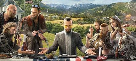Far Cry 5 : la mise à jour 1.04 est disponible !