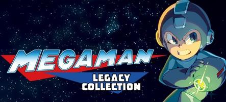 Mega Man X Legacy Collection 1&2 annoncés pour juillet
