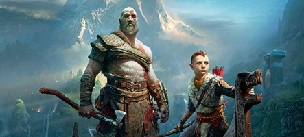(TEST) God of War (PS4)
