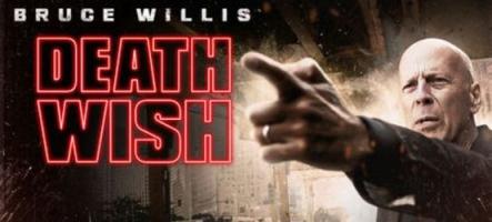 Death Wish : Bruce Willlis est un justicier dans la ville