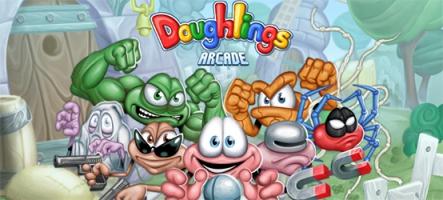 Doughlings: Arcade, un Arkanoid déjanté