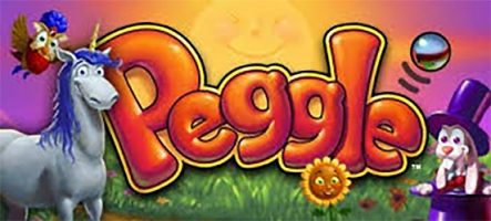 Peggle, un jeu offert par Electronic Arts