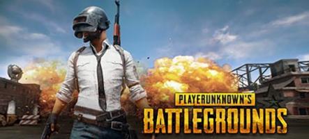 PlayerUnknown's Battlegrounds gratuit tout ce week-end !